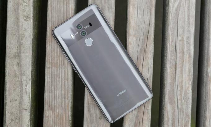 Huawei's Mate 10 Pro (kredit: Tom's Guide)