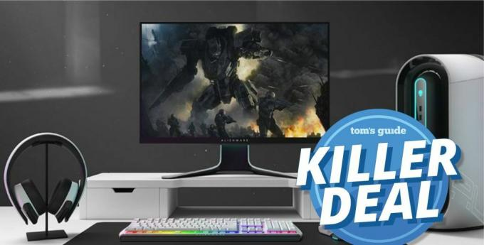 Herný monitor Alienware AW2720HF