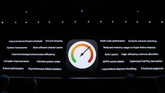 iOS 13 promises much faster app load times.