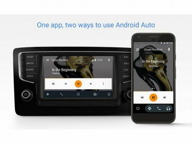 Android Auto (Android: Free)