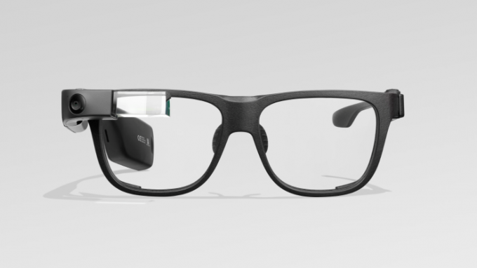 Google Glass Enterprise Edition 2. (Credit: Google)