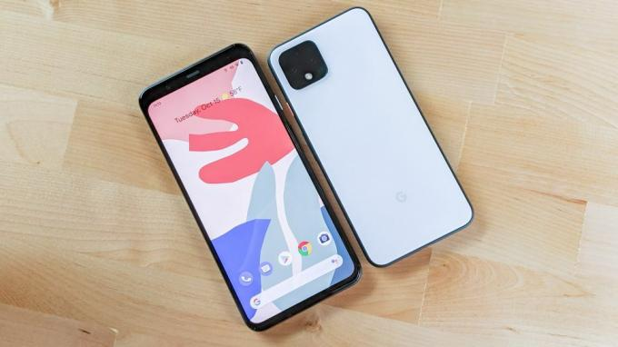 Pixel 4 XL and Pixel 4