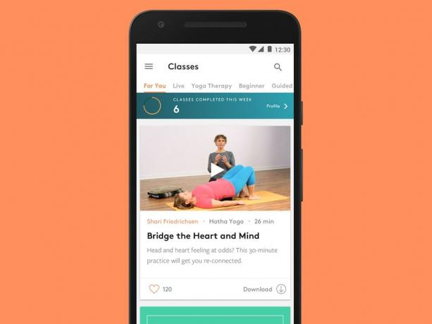 Yoga International (Android, iOS: $ 14,99 / mes)
