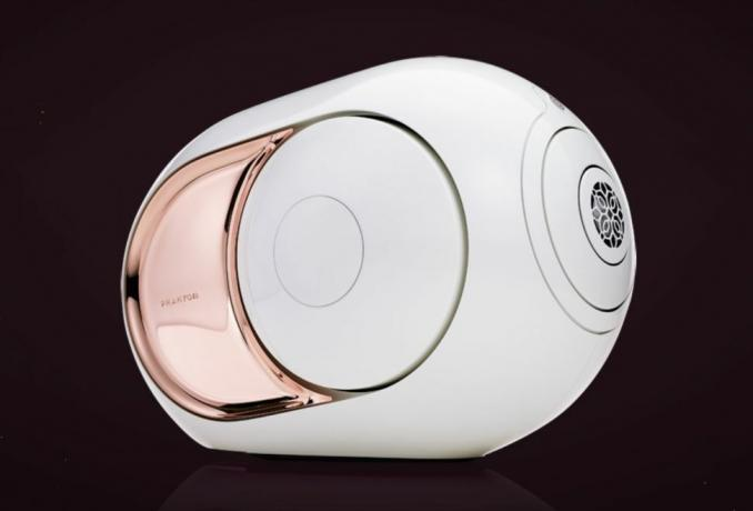 The Phantom Gold packs 4,500 watts of power. Credit: Devialet