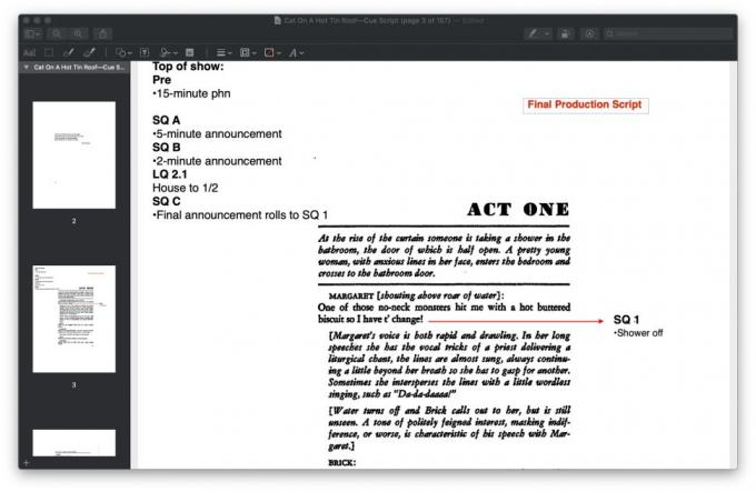 best free PDF editors: Apple Preview