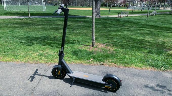 mejores scooters eléctricos: Segway Ninebot Kickscooter Max