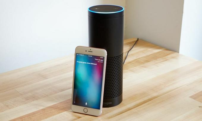 Is Siri done playing second fiddle to Amazon's speakers? (Credit: Tom's Guide)