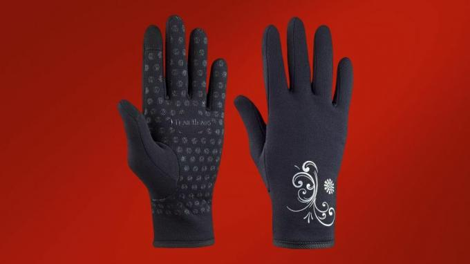 TrailHeads running gloves