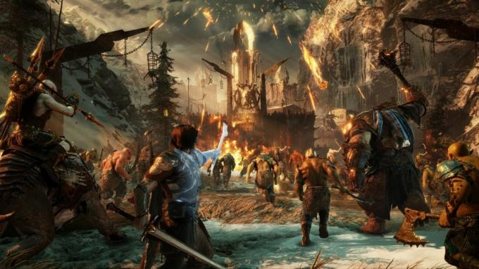 Middle-Earth: Shadow of War. Upphovsman: WB Games