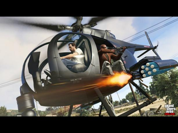 Grand Theft Auto V: Smuggler's Run (PC, PS4, Xbox One)