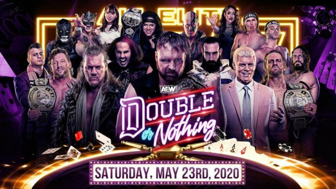 Transmisión en vivo de AEW Double or Nothing 2020